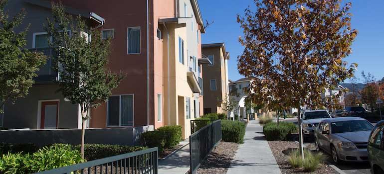 Burbank Housing Rentals Santa Rosa