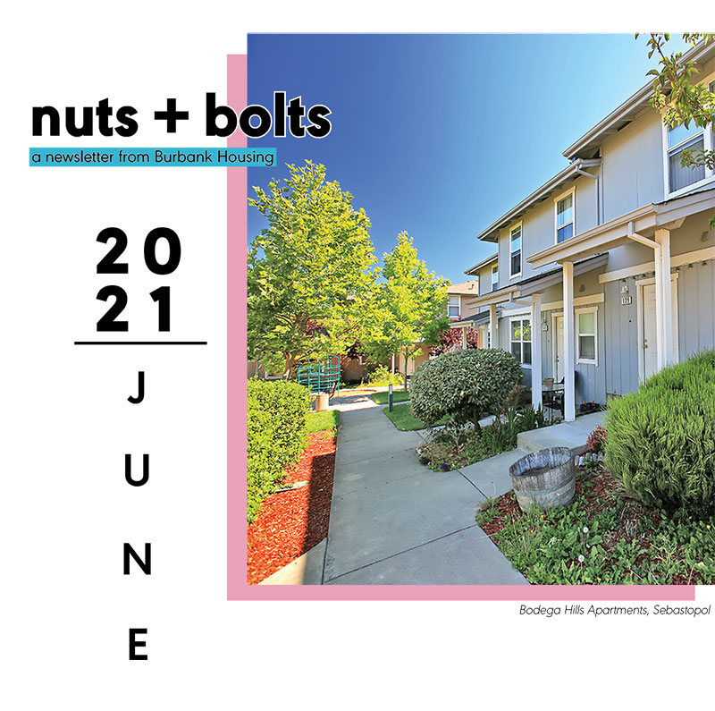 Nuts + Bolts June 2021 cover image